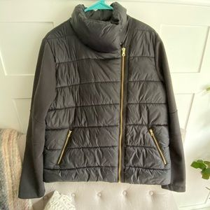 Old Navy Sporty Puffer Coat